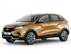 Lada X-ray CROSS 2018-2020